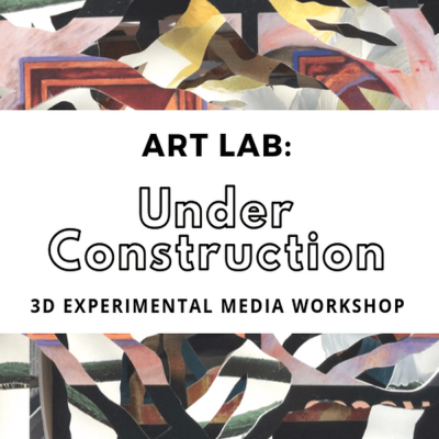 Art Lab| Under Construction
