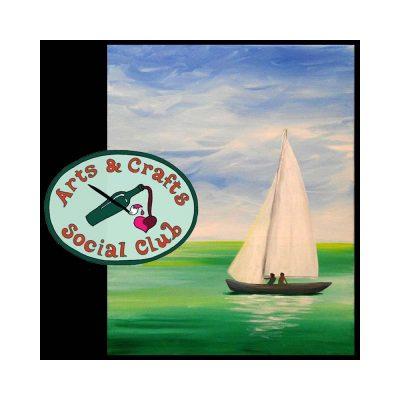 "BYOB Painting Class - ""Sailboat"""