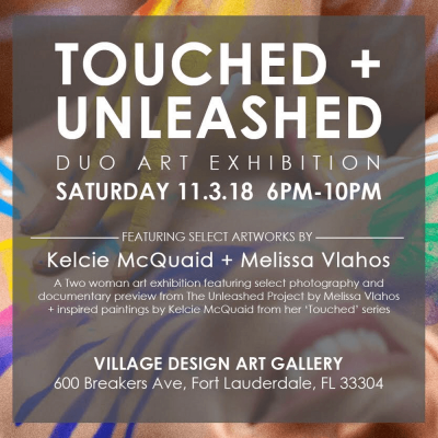 TOUCHED + UNLEASHED