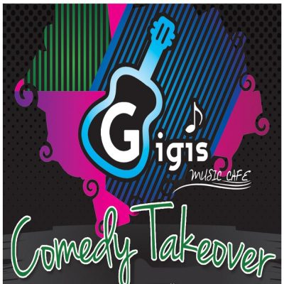 Comedy Takeover at Gigi's Music Cafe (As seen on F...