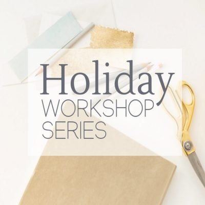 Art Lab | Pom Pom Holiday Garland & Ornaments