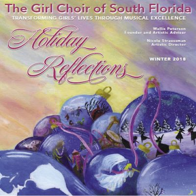 Holiday Reflections: 2018 Winter Concert Program
