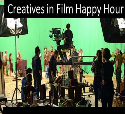 Creatives in Film Happy Hour