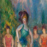 Friends of the Museum – William Glackens & Albert Barnes, Relevancies – Armando Droulers