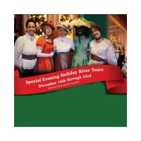Holiday River Tours at the Historic Stranahan House Museum