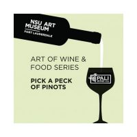 Art of Wine & Food Series: Pick a Peck of Pinots