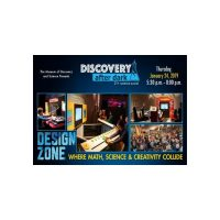 Discovery After Dark: DESIGN ZONE