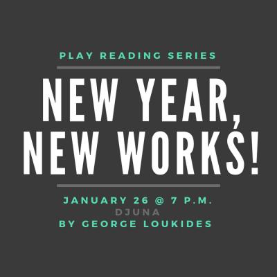 "New Year, New Works! 2019: ""Djuna"" by George Louki..."