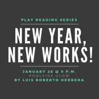 "New Year, New Works! 2019: ""Poolside Glow"" by Luis Roberto Herrera"