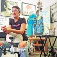 Mural Artist Lori Pratico to Speak at Arts Mean Bu...