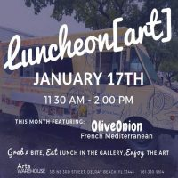 Luncheon[Art] | JANUARY