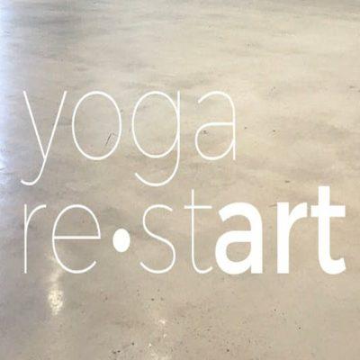 Art Lab | yoga re-stART