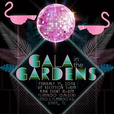 "Gala in the Gardens 2019 ""Disco Ball"""