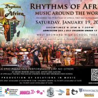 Rhythms of Africa / Music Around the World