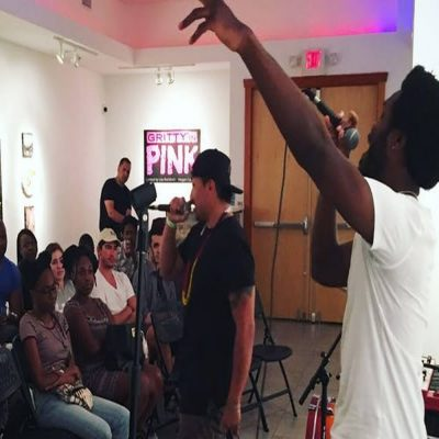 Lyrics Lab – All Arts Open Mic