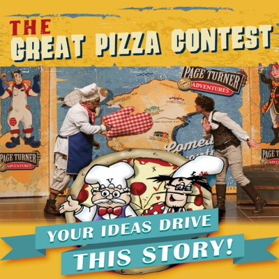 The Great Pizza Contest