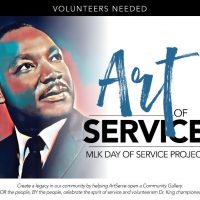 Art of Service: MLK Service Project Volunteers Nee...