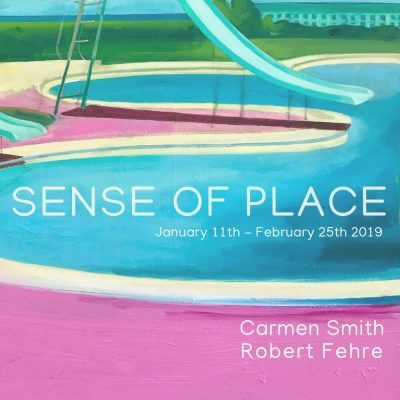 SENSE OF PLACE Exhibition