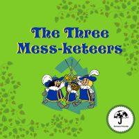 "Sensory-Friendly ""The Three Mess-keteers"""