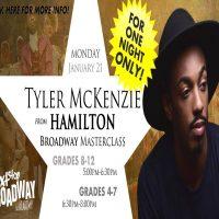 Tyler McKenzie from Hamilton