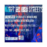 Night on the Streets: Ending the Trafficking of Homeless Youth