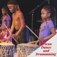 Ashanti Cultural Arts African Dance and Drumming Class