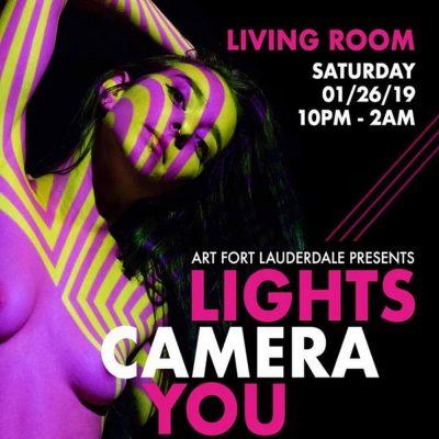 LIGHTS/CAMERA/YOU (Official Saturday Night artFTL ...