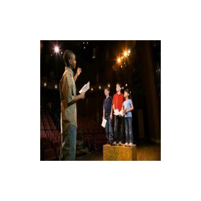 Ashanti Cultural Arts Acting Out! Drama Class