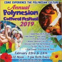 The 16th Annual Polynesian Cultural Festival 2019