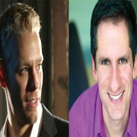 Adam Pascal with Seth Rudetsky