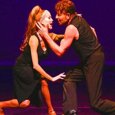 Broadway Love Songs, Dances & Backstage Storie...