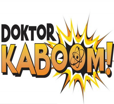 Doktor Kaboom: The Wheel of Science – Smart Stage Matinee Series