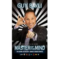 Guy Bavli - Master of the Mind Live