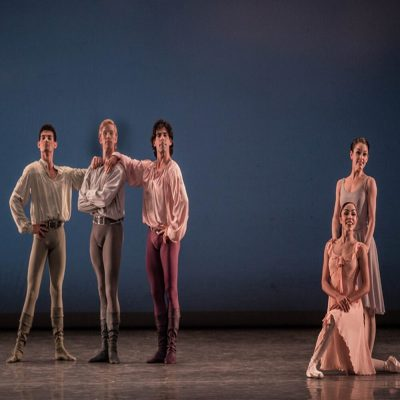 Miami City Ballet: Dances At A Gathering