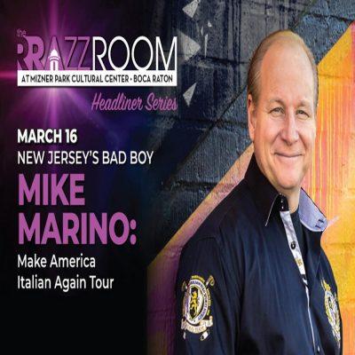 Mike Marino: Make America Italian Again Tour