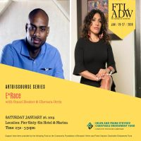 The artDISCOURSE Series: E*race: The Affect of Separating Race from Justice & Equality