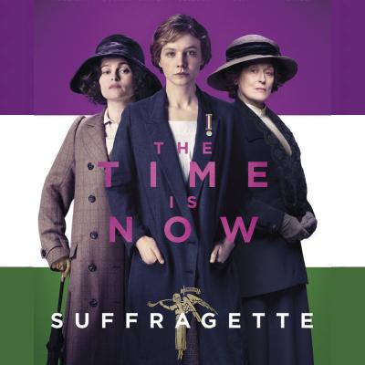 """Film@SRT: """"Suffragette"""""""