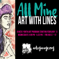 All Mine: Art with Lines