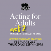 Acting for Adults 2
