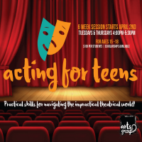 Acting for Teens