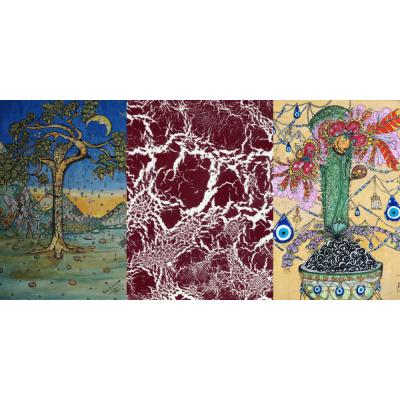 Utopian Rive Art Exhibit