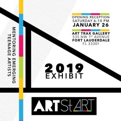 ArtStART 2019 Exhibit: Mentoring Emerging Teenage ...