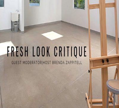 Art Lab | Fresh Look Critique