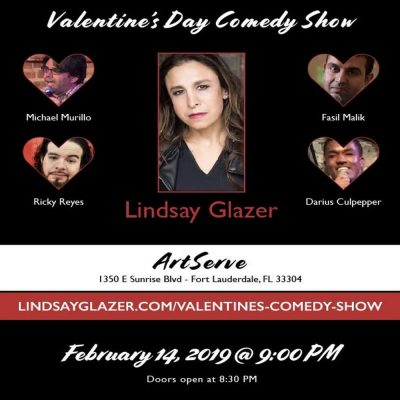 Loves A B: Valentines Comedy Show