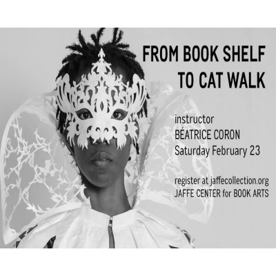 From Book Shelf to Cat Walk: Wearable Paper Cuts &...