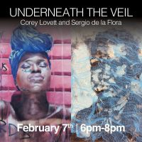 Underneath the Veil Opening Reception | ArtServe