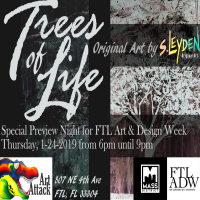 Trees of Life: Preview Night