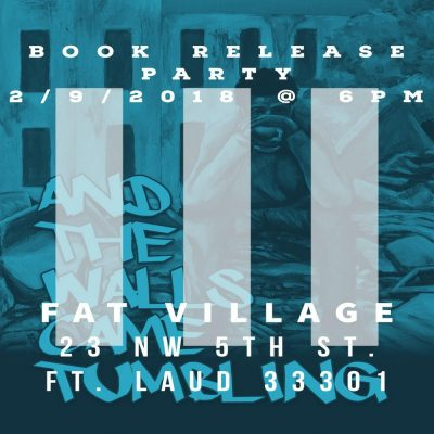 Book Release Party - And the Walls Came Tumbling (Darius V. Daughtry)