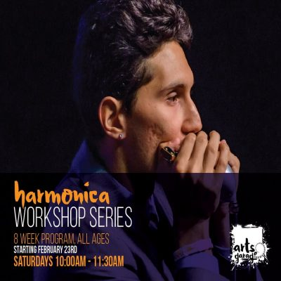 Harmonica Workshop Series