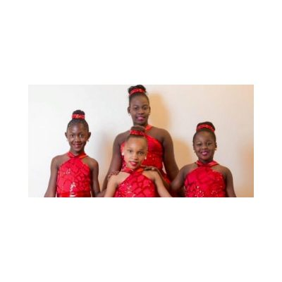 Ashanti Cultural Arts Beginner 5 Ballet Movement C...